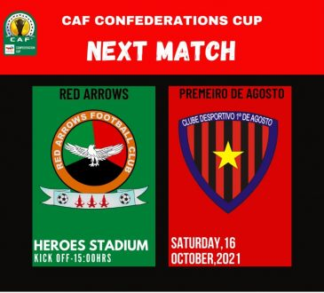 FAZ Approves 10,000 Fans At The National Heroes Stadium For Red Arrows