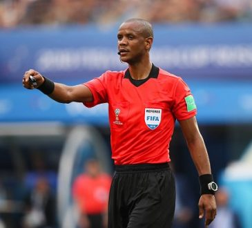 Janny Sikazwe Has been Selected By The 2022 FIFA World Cup Officials