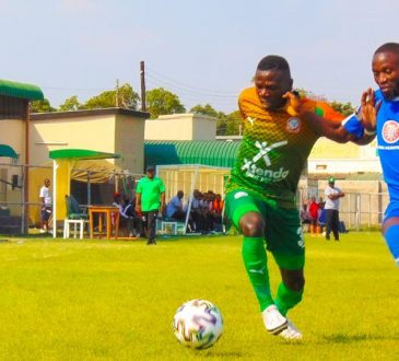 Kabwe Warriors Got Their Second win of the season when They Beat Green Eagles