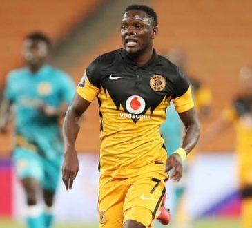 Lazarous Kambole Contributes To Kaizer Chiefs' Win