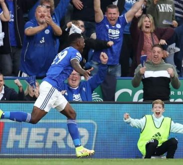 Patson Daka Become The First Ever Zambian Player To Score Against Manchester United