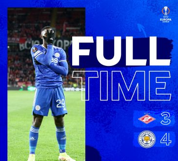 Patson Daka Scored Four Amazing Goals For Leicester City