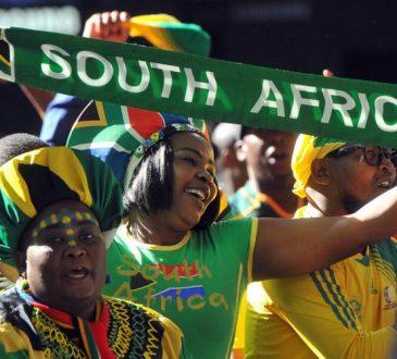 SA FANS ARE BACK! Gates opened for for Bafana Bafna Against Ethiopia
