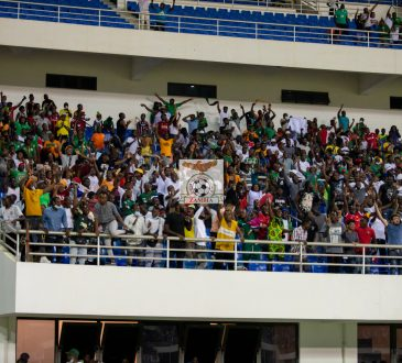 Thousands of Fans Returned to The National Heroes Stadium with Zambia drawing 1-1 With Equatorial Guinea.
