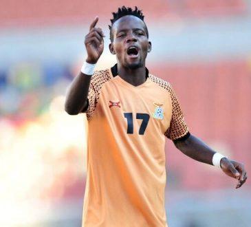Zambian Star Clatous Chama Nominated For Player of the Season In Tanzania