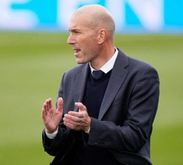 Zinedine Zidane Says Karim Benzema Should Win This Year's Ballon d'Or